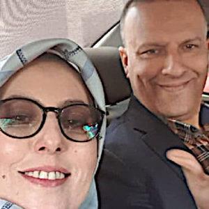 Anis Rahmani Ennahar-TV & son épouse