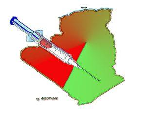Vaccination dès janvier 2021 en Algérie