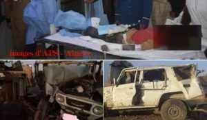 Accident Tamanrassat 31/12/2020