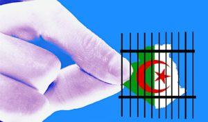 prisonniers d'opinion Algérie