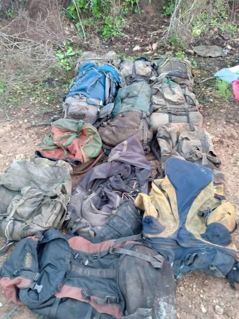 3 Terroristes abattus à Jijel