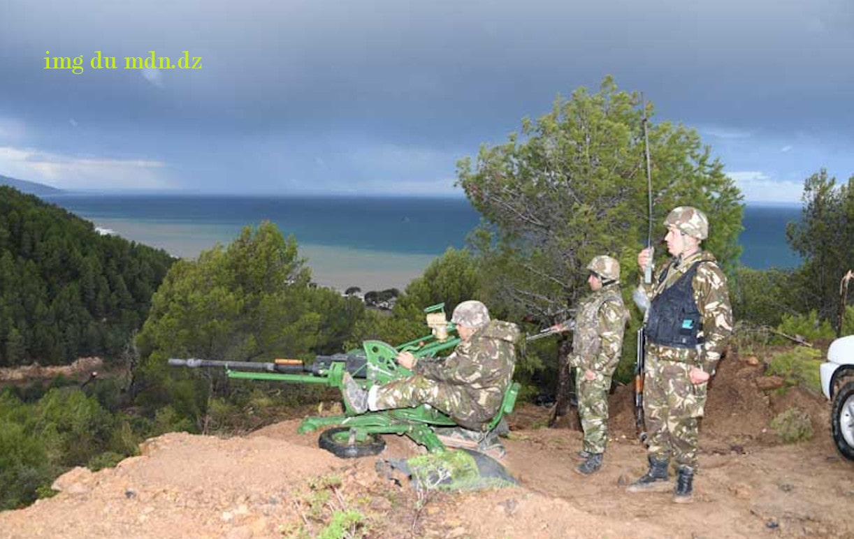 4 terroristes abattus à Tipaza