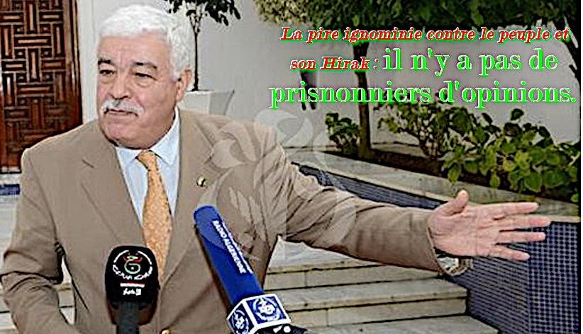 Bouzid Lazhari Algérie