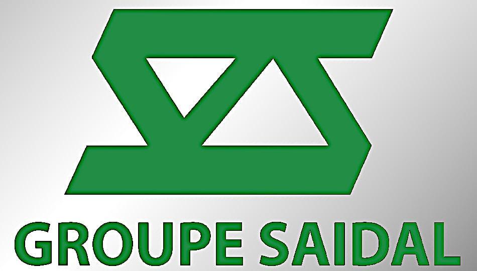 Logo Saidal Algérie, industrie pharmaceutique