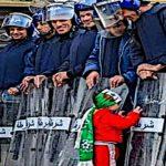 Autorisation pour manifester en Algérie.